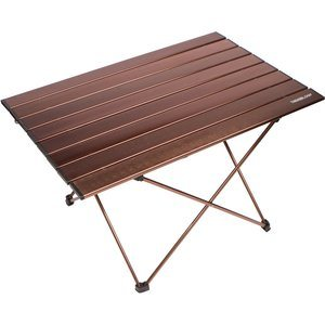 1. Trekology Portable Camping Side Tables