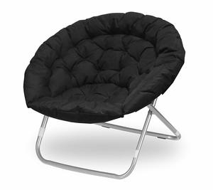 1. Urban Shop Oversized Saucer Chair