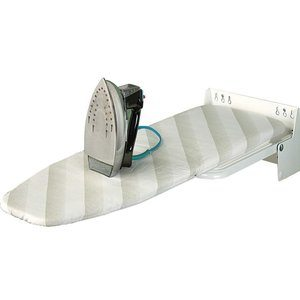 1. Wall-Mounted Ironing Board by Hafele