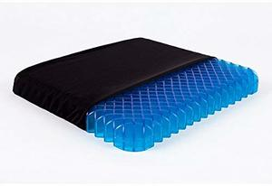 1. Wondergel Original Gel Seat Cushion