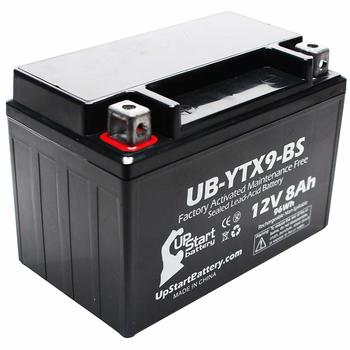 1. YTX9-BS Scooter Battery Replacement