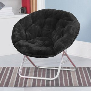 10. Generic Saucer Chair for Kids