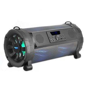 10. Pyle Bluetooth Boombox Street Blaster Stereo Speaker