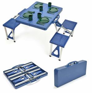 10. Trademark Innovations Portable Folding Picnic Table