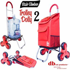 10. dbest products Stair Climber Trolley Dolly 2