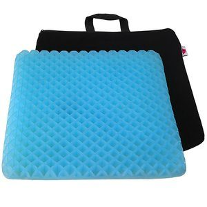 11. FOMI Premium Firm All Gel Orthopedic Seat Cushion Pad