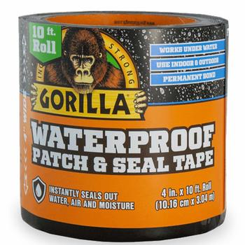 11. Gorilla Waterproof Tapes Patch and Seal