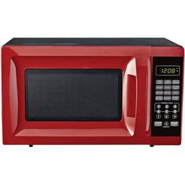 #11. Mainstays 700W Compact Microwave Ovens