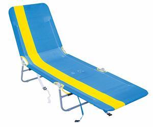 11. Rio Beach Portable Folding Beach Lounge Chair