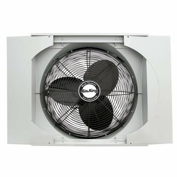 13. Air King Whole House Window Fan