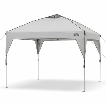 13. CORE 10' x 10' Instant Shelter Pop-Up Canopy Tent