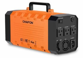 14. CHAFON 346WH Portable Power Station Generator