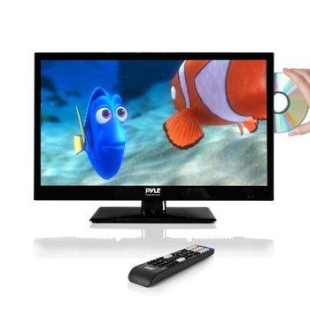17. Pyle 21.5-inch 1080p LED TV, Multimedia Disc Player