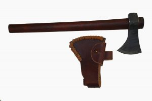 2 HB-Forged Tomahawk Shawnee Throwing Axe
