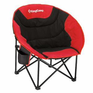 2. KingCamp Moon Saucer Camping Chair