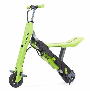 2. Viro Rides Vega 2-in-1 Electric Scooter With Seat