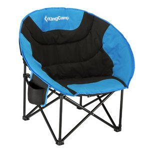 3. KingCamp Moon Saucer Camping Chair