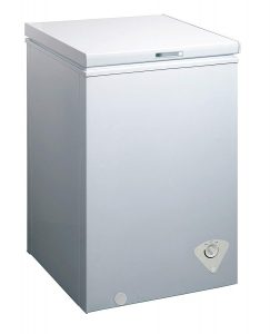 #3. Midea Single Door Best Chest Freezer