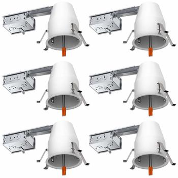 3. Sunco Lighting Recessed LED Downlights