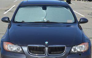 #4.EcoNour Car Windshield Sun Shade