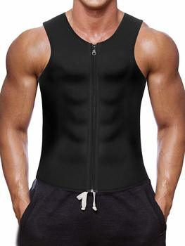 4. Men Waist Trainer Vest for Weightloss