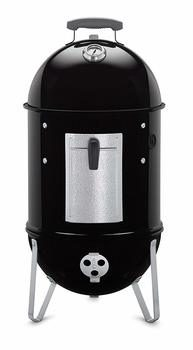 4. Weber 711001 Smokey Mountain Cooker 14-Inch Charcoal Smoker