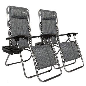 5. Bonnlo Infinity Zero Gravity Chair