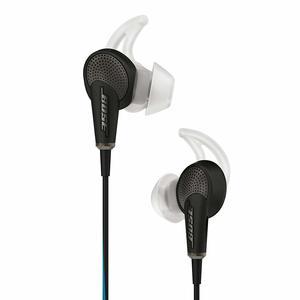 5. Bose QuietComfort 20 Acoustic Noise Cancelling Headphones