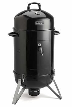 5. Cuisinart COS-116 Vertical Charcoal Smoker