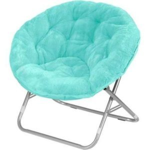 6. Mainstay WK656338 Saucer Chair