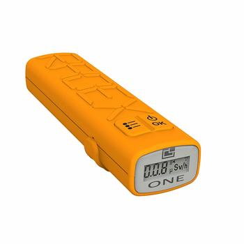 6. RADEX ONE Personal RAD Safety Outdoor Edition Geiger counter