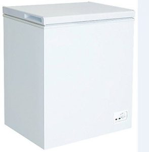 #6. RCA 5.1 Cubic Foot Chest Freezer