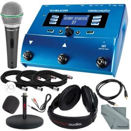 TC Helicon Voice Live Play - Best Vocal Processors