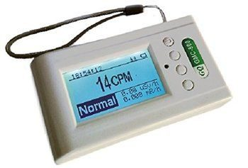 7. GQ GMC-500Plus Nuclear Radiation Detector Monitor Dosimeter