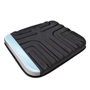 7. Sharper Image Multi-Use Gel Seat Cushion