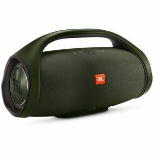 8. JBL Boombox, Waterproof portable Bluetooth speaker with 24 hours of playtime