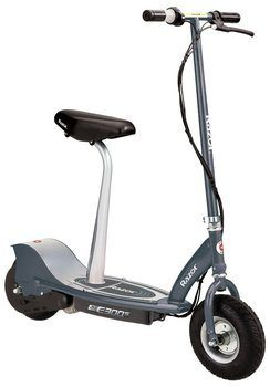 8. Razor E300S Electric Scooter With Seat