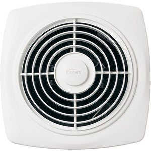 9. Broan 509 Through-Wall Fan, 180 CFM 6.5 Sones