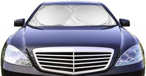 #9. Car Windshield Sunshade Auto UV Protector Shields