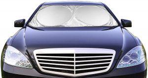 #9. Car Windshield Sunshade Auto UV Protector Shields