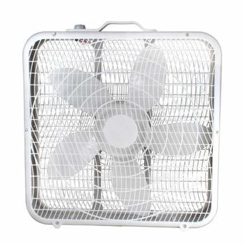 9. Comfort Zone Box Fan