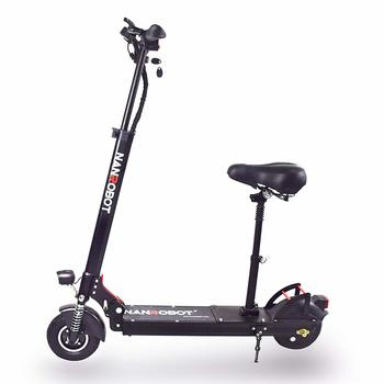 9. NANROBOT X4 Foldable Electric Scooter With Seat