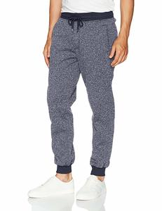 9. Southpole Men's Basic Fleece Marled Jogger Pant
