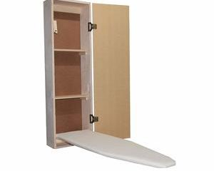 9. USAFlagCases Built-in Ironing Board