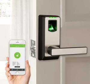 9. ZKTeco Electronic Smart Lock
