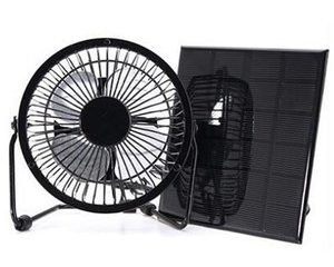 Top 10 Best Solar Powered Fans in 2020 Reviews