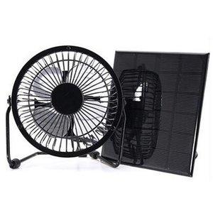 9. yodaliy Mini USB Solar Panel Ventilation Cooling Fan - Solar Powered Fans