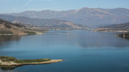 1 . Lake Casitas