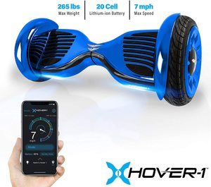 #1 Hover-1 Titan Electric self-balancing hoverboard