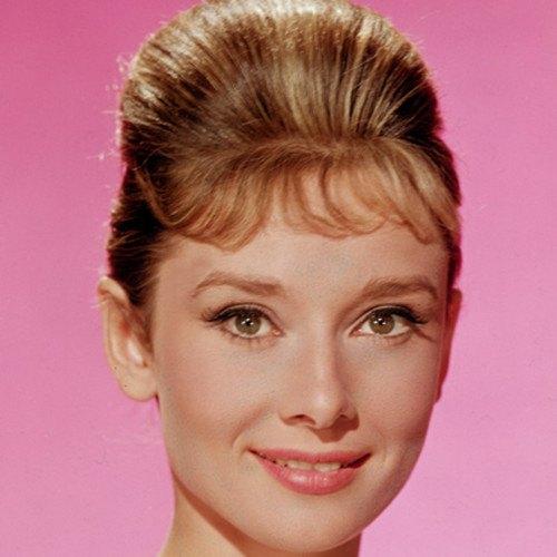 1. Audrey Hepburn - Most Beautiful Hollywood Actresses